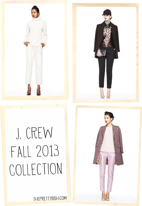 j crew fall 2013