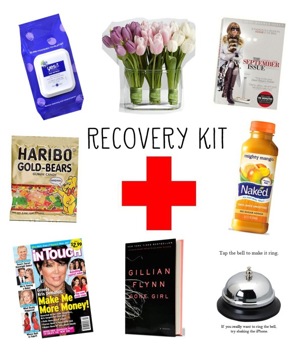 recovery kit
