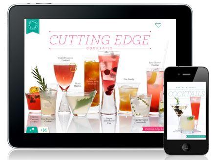 Martha Stewart Cocktail App2