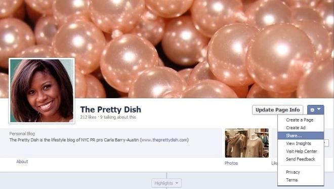 facebook screenshot