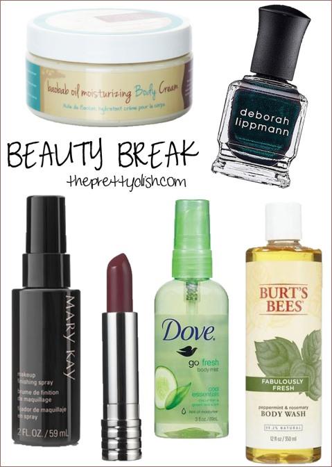 TPD Beauty Break Jan 2014